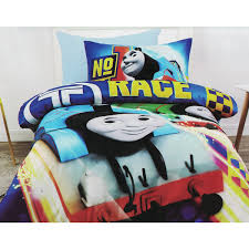 Thomas No 1 Race Quilt Cover Set - Thomas the Tank Engine Toys ... & Thomas No 1 Race Quilt Cover Set Adamdwight.com