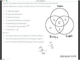Venn Diagram In Maths Venn Diagram Math Worksheets 6th Grade Ispe Indonesia Org