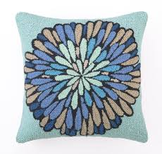 peking handicraft inc pki added to its rug and pillow collection with the bloom series by valori wells comprised of two rug and pillow designs