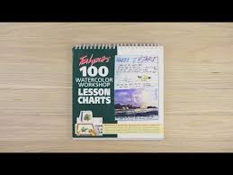 Tom Lynch 100 Watercolor Workshop Lesson Charts Videos Matching The Best Documentary Ever Watercolor For