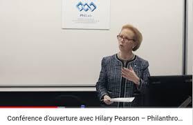 Speech - Philanthropie: Expérience et perspectives d'avenir | Philab | UQAM