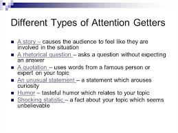 i am attention getter for an essay 6 answers examples of attention getters for an essay quora