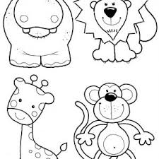 Small Picture Coloring Pages Animals Printable Of Animal Page adult