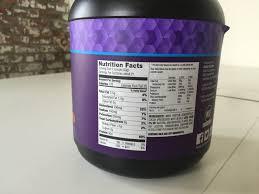 eas 100 whey nutrition info