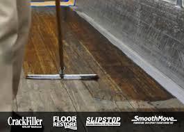 re your worn trailer floor
