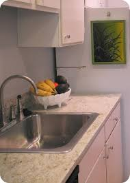 Colonial Cream Granite Kitchen Librarian Tells All Whats Cooler Than Bein Cool Galley Kitchen