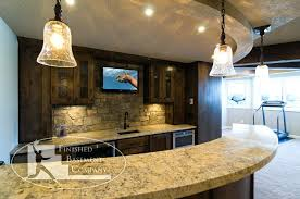 wet bar lighting. Wet Bar Ideas For Basement Seeded Glass Pendant Traditional With Lighting .