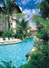 Photo Gallery Bali Dynasty Resort Waterslide Sanur Paradise Plaza Hotel  Swimming Pool ...