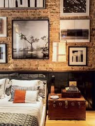 Small Picture Brick Wall Bedroom Best 25 Red Brick Walls Ideas Only On