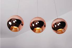 tom dixon copper ball pendant lamp 4026101 6