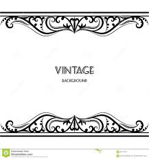 vintage frame border design. Modren Vintage Vintage Background Frame Design Black Vector And Frame Border Design A