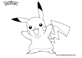 Free Pokemon Coloring Pages Coloring Pages For Kids Characters Free