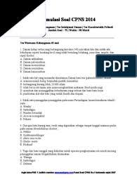 Feb 06, 2020 · cpns 2019 link download pdf 15 contoh soal skd cpns 2019, lengkap dengan kunci jawabannya contoh soal tes seleksi kompetensi dasara (skd) calon pegawai negeri sipil (cpns) 2020, lengkap dengan. Download Aplikasi Cat Pc Soal Cpns 2019 Dan Kunci Jawaban Memilih Soal