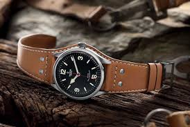 watches tough enough to wear in the field