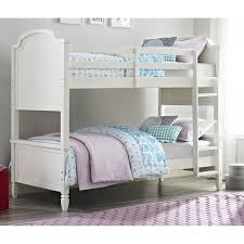 Pine Wood Bedroom Furniture Appealing Bunk Bed Ideas Elegantly Arched Top Panels Solid Pine
