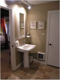 Painting In Bathroom Painting Bathroom Cabinets Brown Guide To Painting Cabinets House