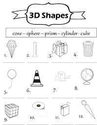 Attributes Of Shapes Worksheets Shape Sorting Activity W – kinchen.co