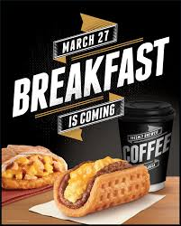 taco bell breakfast 2014. Contemporary Bell Hey America Wake Up Live Ms Taco Bell Is Rolling Out Breakfast  Nationally On March 27  Business Wire And Bell 2014
