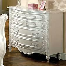 alexandra furniture. furniture of america alexandra pearl white 4drawer dresser