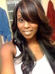 Sew In Hairstyles Long Hair Top 53 Trendy Sew In Hairstyles For Women Frisuren Stil Haar