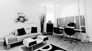 black and white office. Black And White Home Office Decoration C