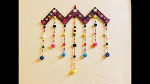 diy popsicle wall hanging waste