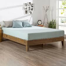 oak platform bed. Wonderful Oak Night Therapy Rustic Oak Deluxe Solid Wood Platform Bed Assorted Sizes Intended K