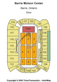 Barrie Molson Centre Tickets And Barrie Molson Centre