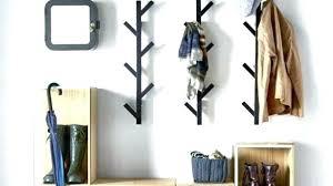 Decorative Wall Mounted Coat Rack Stunning Decorative Wall Mounted Coat Racks Decorative Wall Mounted Coat