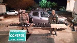 La Quiaca: viajaban con 43 kilos de cocaína y los detuvieron