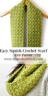 Crochet Infinity Scarf Patterns Custom Decorating
