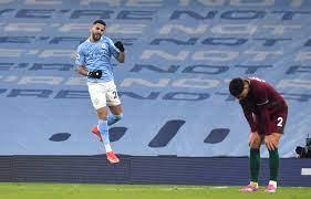 Man City vs Wolves result: Riyad Mahrez stars as leaders survive brief  scare to extend winning run