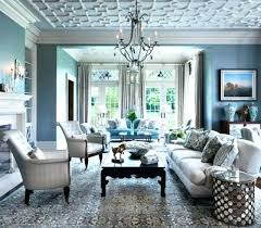 blue grey living room stunning and gray ideas 2019