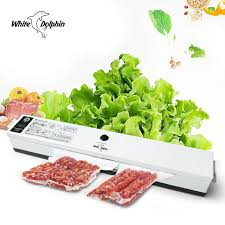 <b>Household Food</b> Vacuum Sealer Package <b>Machine</b> Electric Film ...