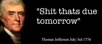 Thomas Jefferson Famous Quotes Classy 48 Years Ago Thomas Jefferson Said This Famous Quote