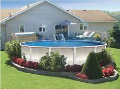 above ground swimming pool designs. Above Ground Pool Deck Ideas: Ideas Blue Umbrella Vizimac Landscape Swimming Designs G