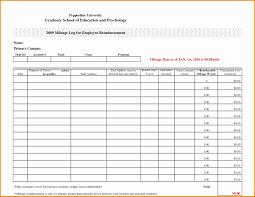 Mileage Worksheet Mileage Spreadsheet For Taxes Or Mileage Worksheet For Taxes