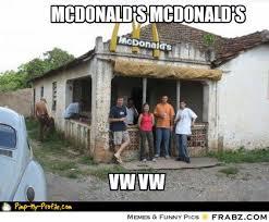 Mcdonald's Mcdonald's... - Rural McDonald's Meme Generator Captionator via Relatably.com