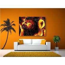 Small Picture Shop Designer Colourful Wall Art Canvas Painting for Home Decor