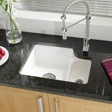 Best 25 Inset Cabinets Ideas On Pinterest  Grey Marble Tile White Inset Kitchen Sink