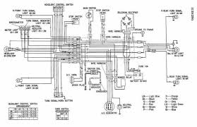 honda motorcycle electrical wiring diagram wiring diagrams motorcycle wiring diagrams