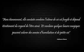 Citation D Amour Guillaume Musso Clecyluisvia News