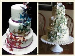 Butterfly Wedding Cakes Httpwwwcake Decorating Cornercom
