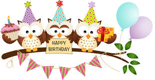 download birthday cards for free owl birthday cards cute owl with birthday cards vector material
