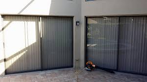 11009209 freshly painted sliding glass doors
