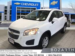 2016 chevrolet trax vehicle photo in lone tree co 80124