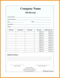 Bill Formats In Word Large Size Of Free Service Invoice Template Excel Word Doc