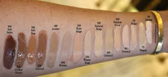 dolce gabbana perfect reveal lift foundation my review swatches of every shade beauty professor lovin