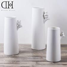 online buy wholesale white ceramic vases from china white ceramic