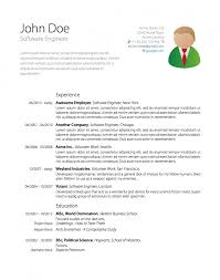 Newest Resume Format Regarding New Sample Fred Resumes Sevte